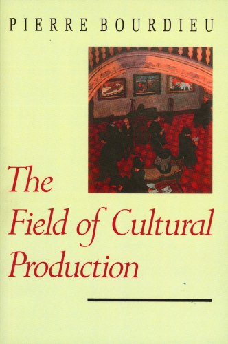 9780745609874: The Field of Cultural Production Essays on Art and Literature