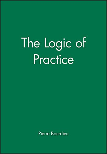 9780745610153: The Logic of Practice