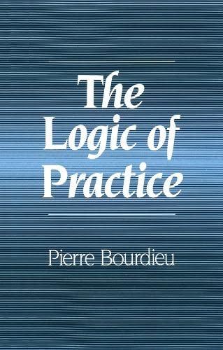 9780745610153: Logic of Practice
