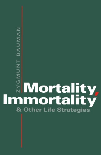 9780745610160: Mortality, Immortality and Other Life Strategies