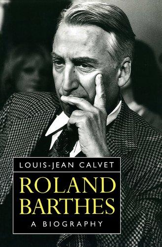 9780745610177: Roland Barthes