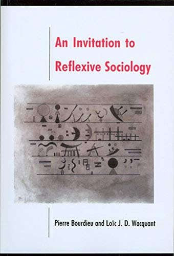 9780745610337: Invitation to Reflexive Sociology