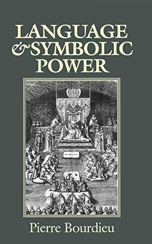 9780745610344: Language and Symbolic Power