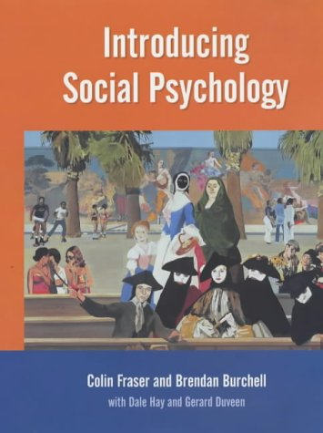 9780745610931: Introducing Social Psychology