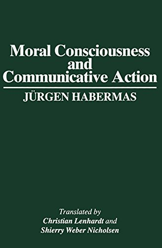 9780745611044: Moral Consciousness and Communicative Action