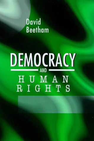 9780745611082: Democracy and Human Rights