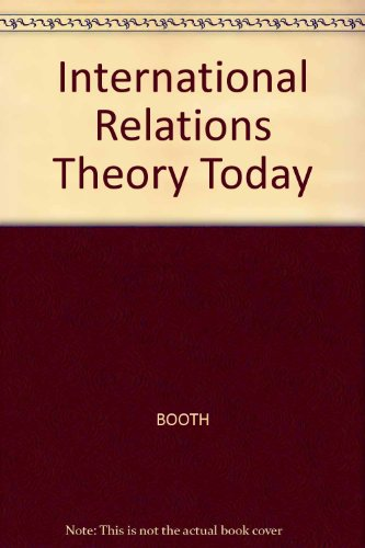 9780745611655: International Relations Theory Today