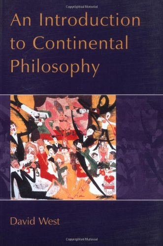 9780745611853: An Introduction to Continental Philosophy