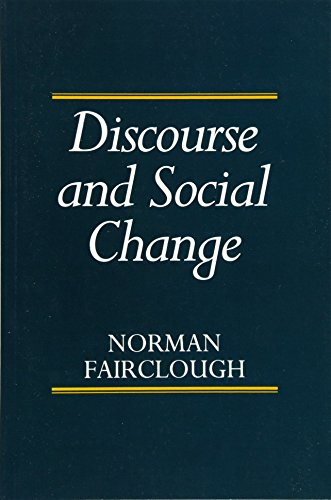 9780745612188: Discourse and Social Change