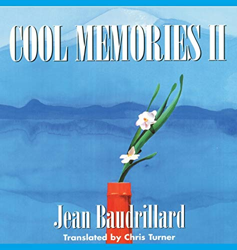 9780745612522: Cool Memories II, 1987-1990