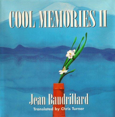 9780745612522: Cool Memories II, 1987-1990