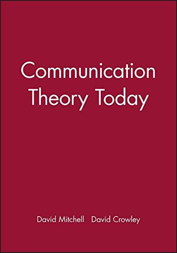 9780745612898: Communication Theory Today