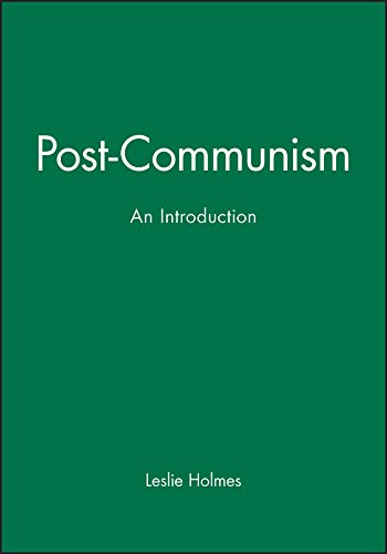Post-communism: An Introduction (Hardback): Leslie Holmes