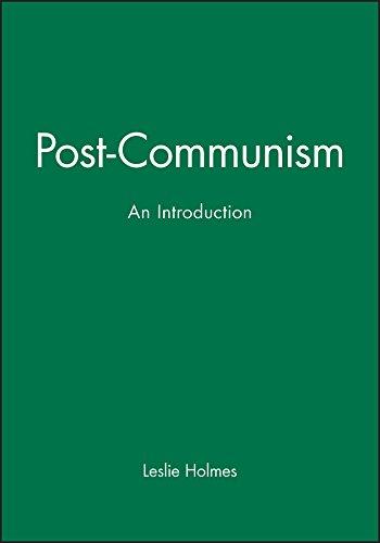 9780745613116: Post-Communism : An Introduction