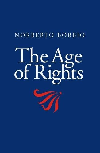 The Age of Rights (0745613845) by Bobbio, Norberto