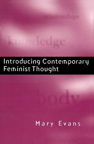9780745614755: Introducing Contemporary Feminist Thought