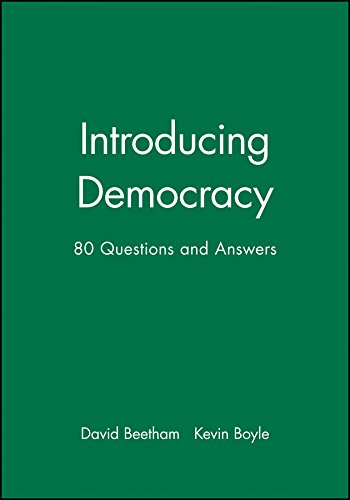 9780745615196: Introducing Democracy: 80 Questions and Answers