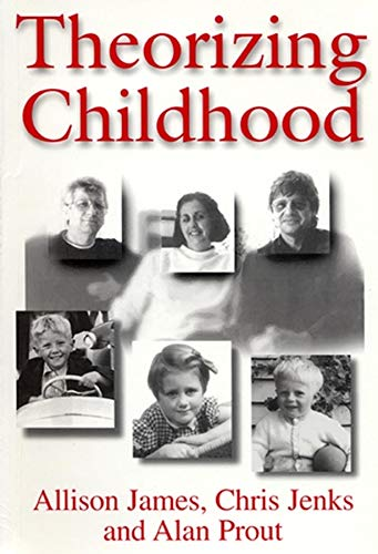 9780745615646: Theorizing Childhood