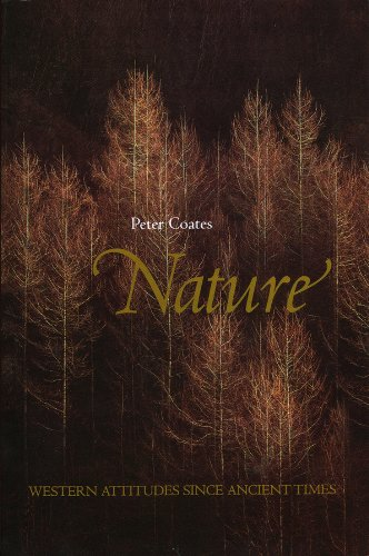 9780745616568: Nature: Western Attitudes Since Ancient Times