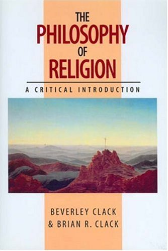 9780745617374: The Philosophy of Religion: A Critical Introduction