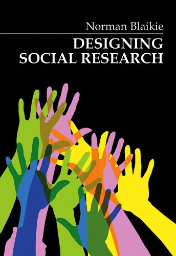 9780745617671: Designing Social Research: The Logic of Anticipation