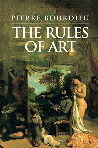 9780745617787: The Rules of Art: Genesis and Structure of the Literary Field (Meridian: Crossin
