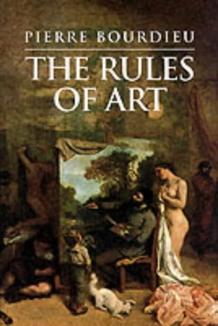 9780745617787: The Rules of Art: Genesis and Structure of the Literary Field