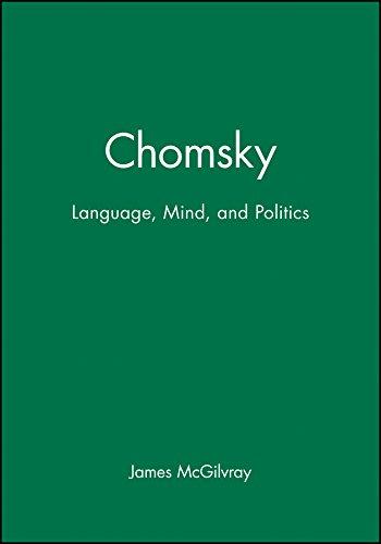 9780745618883: Chomsky: Language, Mind, and Politics