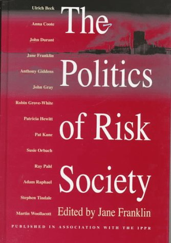 9780745619248: The Politics of Risk Society