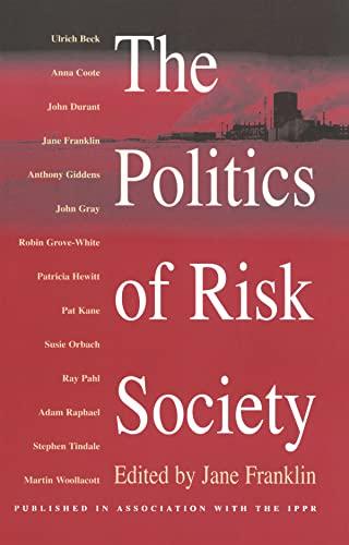 9780745619255: Politics of Risk Society