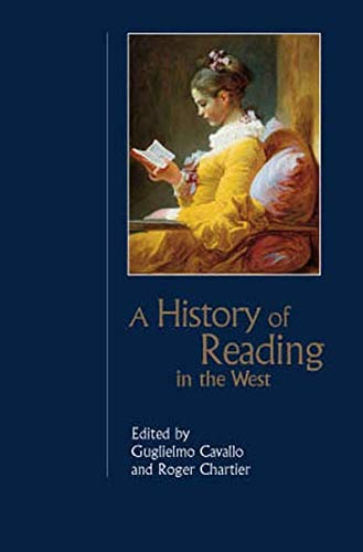 9780745619361: History of Reading in the West, A