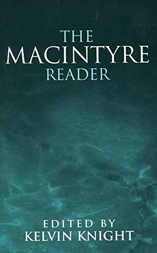 9780745619743: The MacIntyre Reader