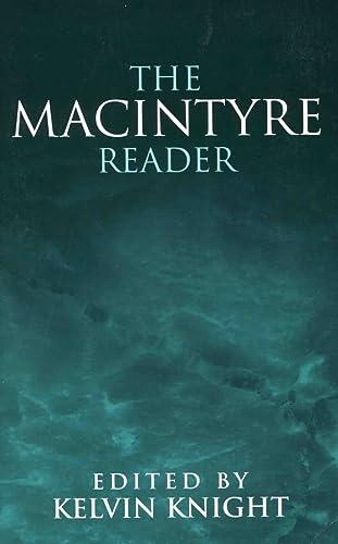 9780745619750: MacIntyre Reader, The