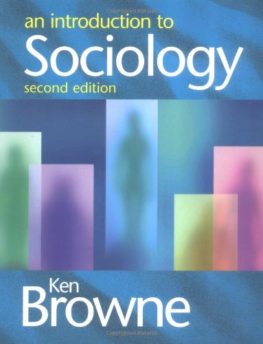 9780745620213: An Introduction to Sociology
