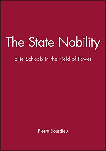9780745620282: The State Nobility: Elite Schools in the Field of Power