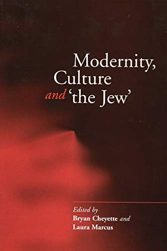 Modernity, Culture & 'The Jew.': ed. Bryan Cheyette