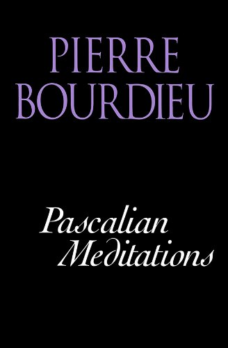 9780745620541: Pascalian Meditations