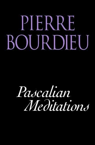 9780745620558: Pascalian Meditations