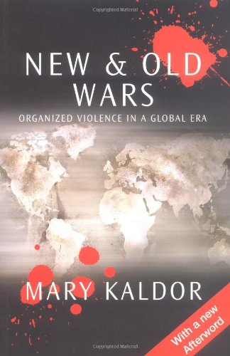 9780745620671: New and Old Wars: Organized Violence in a Global Era