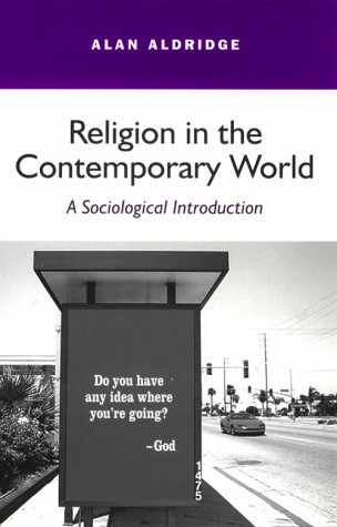 9780745620831: Religion in the Contemporary World: A Sociological Introduction