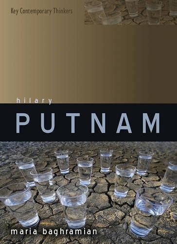 9780745621067: Hilary Putnam (Key Contemporary Thinkers)