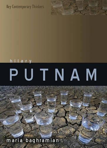 9780745621074: Hilary Putnam (Key Contemporary Thinkers)