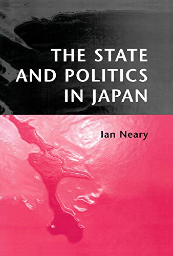 9780745621340: The State and Politics in Japan