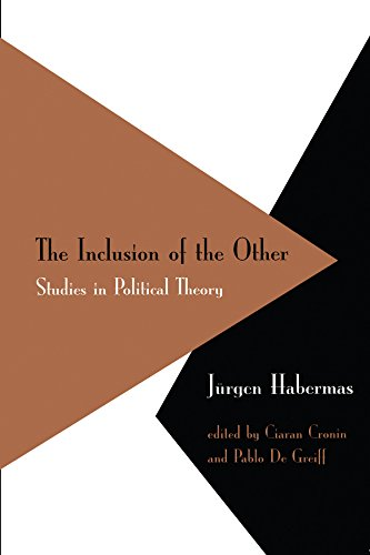 9780745621555: The Inclusion of the Other: Studies in Political Theory