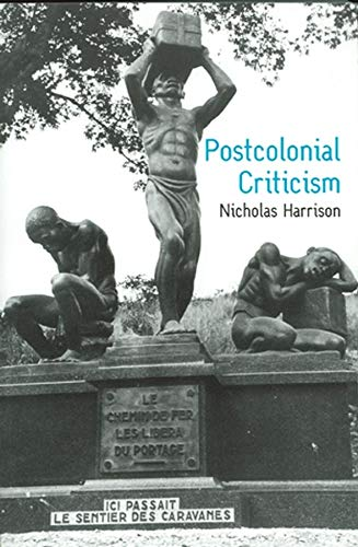 9780745621821: Postcolonial Criticism: History, Theory and the Work of Fiction