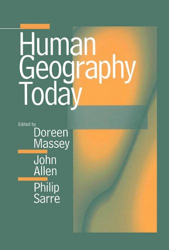 9780745621883: Human Geography Today