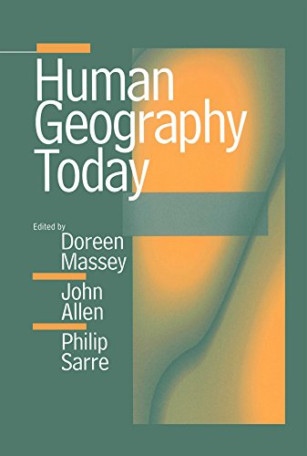 9780745621890: Human Geography Today