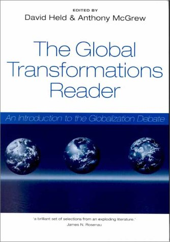9780745622002: The Global Transformations Reader: An Introduction to the Globalization Debate