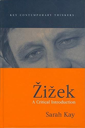 9780745622088: Zizek: A Critical Introduction