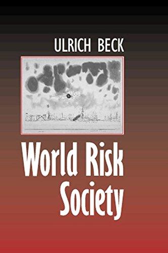 9780745622217: World Risk Society